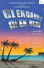 hampton theatre company's production of glanGary glenn ross