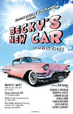 hampton theatre company's production of Becky's New Car