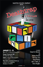 hampton theatre company's production of deathtrap