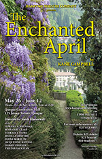 hampton theatre company's production of the enchanted april