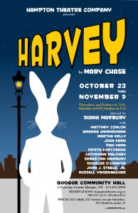 hampton theatre company's production of harvey