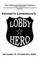 hampton theatre company's production of lobby hero