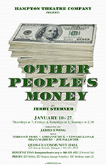 Hampton theatre company's production of other people's money