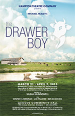 hampton theatre company's production o the drawer boy