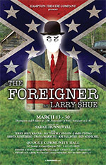 hampton theatre company's production of the foreigner