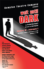 hampton theatre company's production of wait until dark