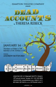 hampton theatre company's production of dead accounts