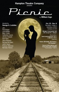 hampton theatre company's production of picnic
