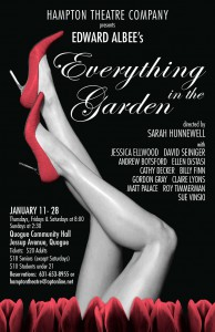 hampton theatre company's production of everything in the garden