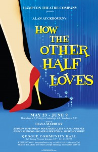 hampton theatre company's production of how the other half loves