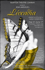 hampton theatre company's production of leocadia