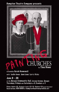 hampton theatre company's production of painting churches