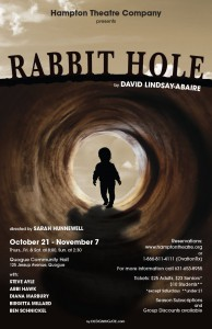 hampton theatre company's production of rabbit hole